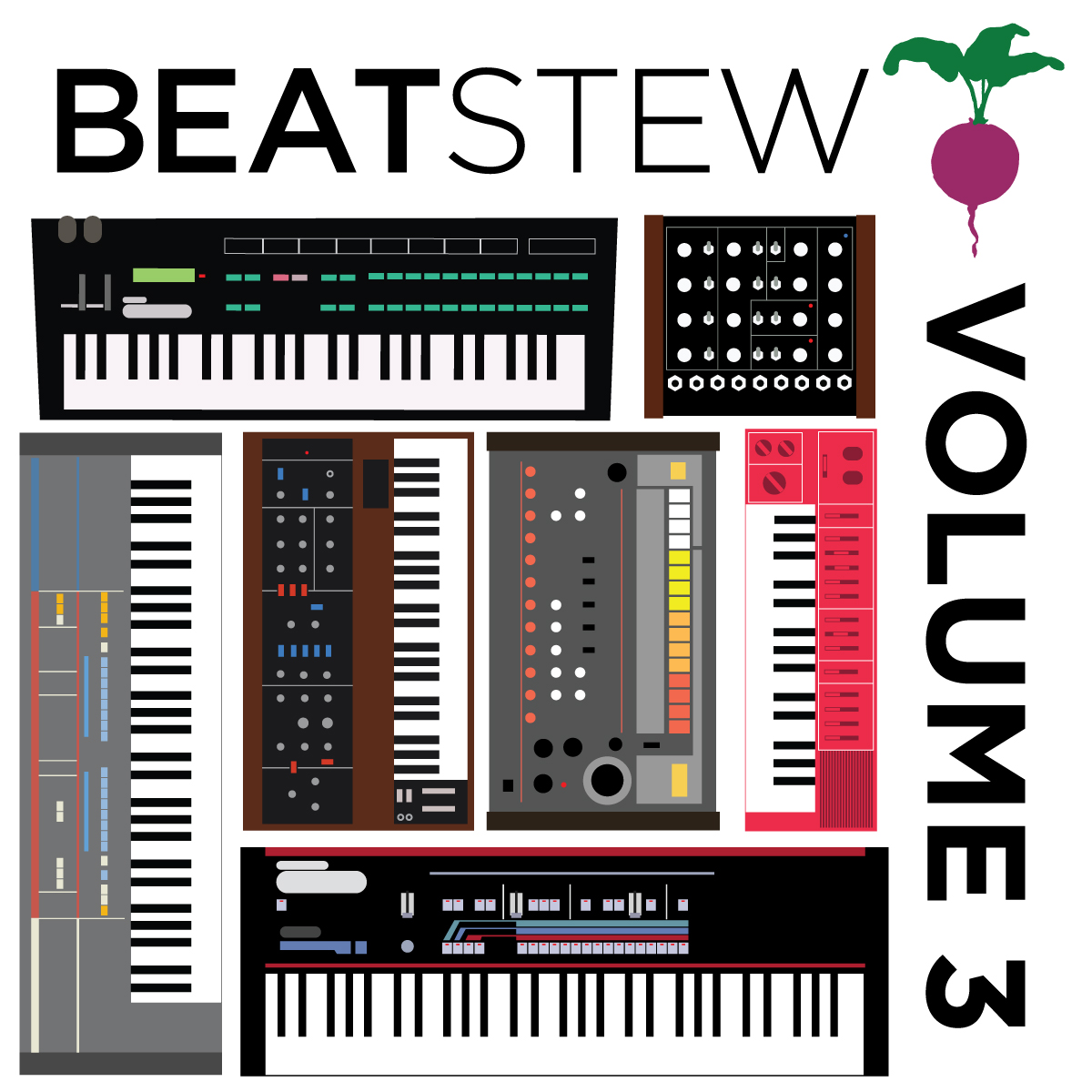Beat Stew Volume 3